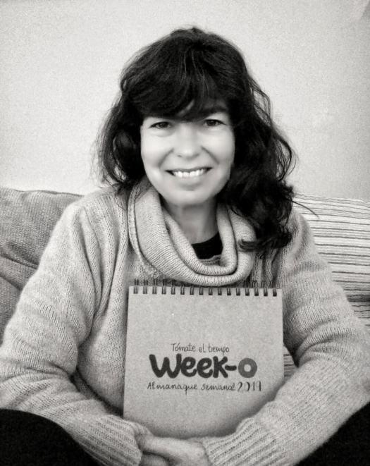 Marta Caicoya Week-o almanaque semanal Gijón Impulsa Cristasa