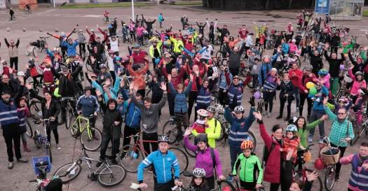 30 días en bici Gijón 2019