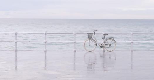 30 días en bici Gijón abril 2019