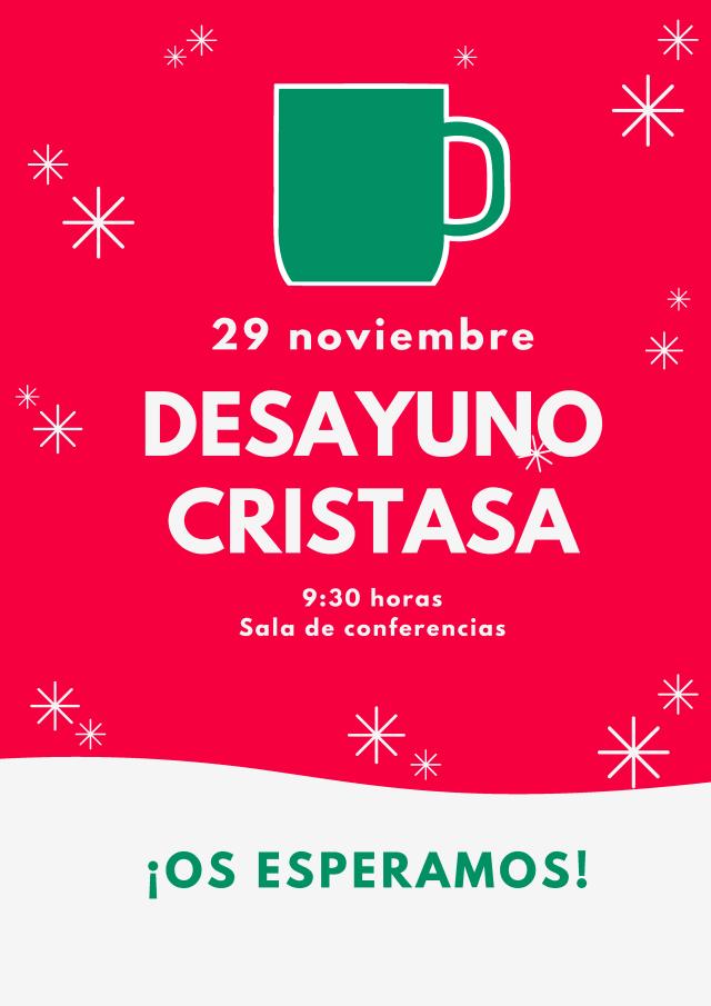 Desayuno 29 noviembre 2019 Edificio Cristasa Gijón Impulsa