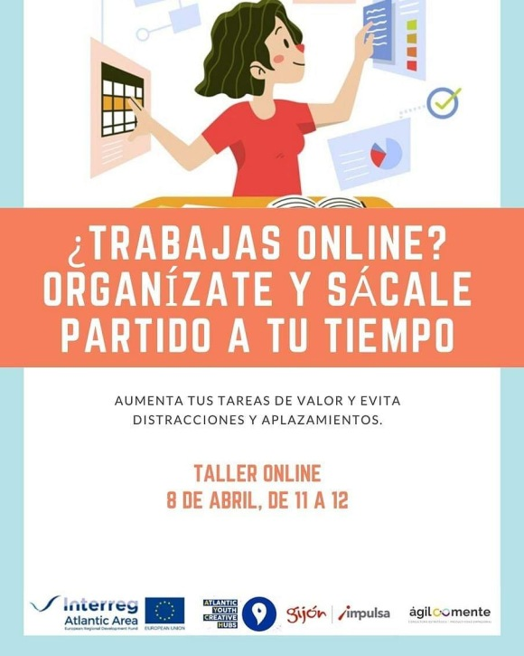 Trabajo online seminario AYCH Cristasa Gijón Impulsa Elia Racamonde