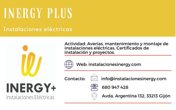 Inergy Plus Edificio Cristasa Gijón Impulsa