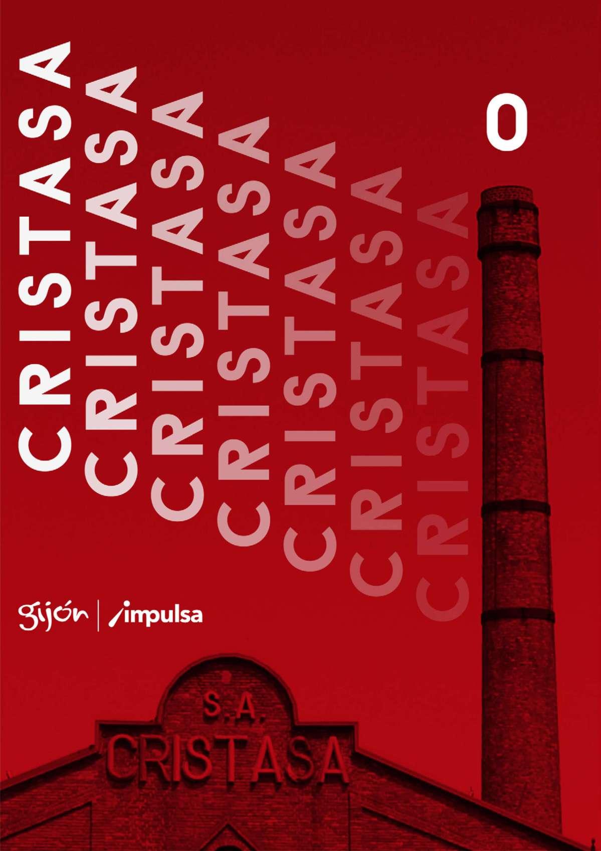 Revista CRISTASA Número 0 Gijón Impulsa