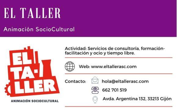 El Taller ASC Edificio Cristasa Gijón Impulsa