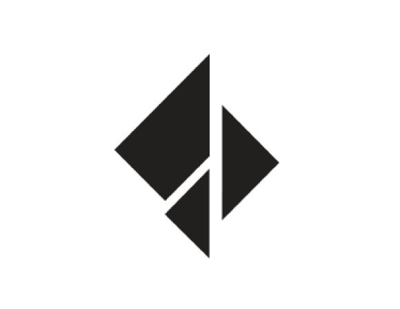 Germano Mariniello dirección de arte Edificio Cristasa Gijón Impulsa logo